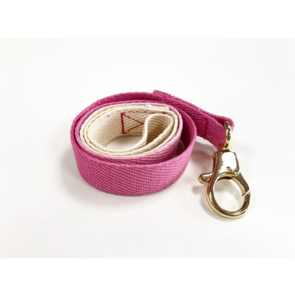 Pink ombre leash
