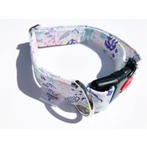 Underwater fabric collar
