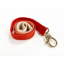 Piros ombre póráz, Red ombre leash
