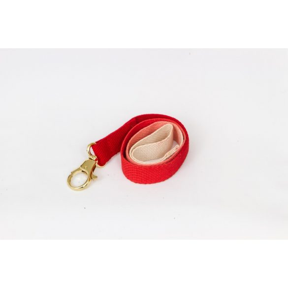 Red ombre leash